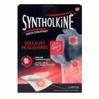 Syntholkine Patch Petit Format, Bt 2 à LIEUSAINT