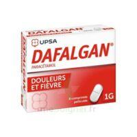 Dafalgan 1000 Mg Comprimés Pelliculés Plq/8 à LIEUSAINT