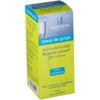 Alfa-amylase Biogaran Conseil 200 U.ceip/ml, Sirop à LIEUSAINT