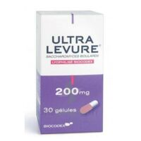 Ultra-levure 200 Mg Gélules Fl/30 à LIEUSAINT