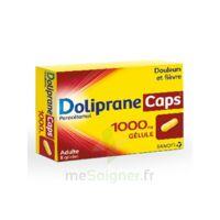 Dolipranecaps 1000 Mg Gélules Plq/8 à LIEUSAINT