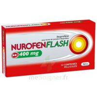 Nurofenflash 400 Mg Comprimés Pelliculés Plq/12 à LIEUSAINT