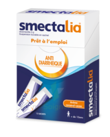 Smectalia 3 G Suspension Buvable En Sachet 12sach/10g à LIEUSAINT