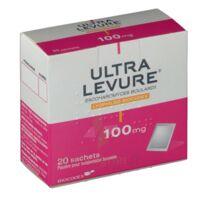 Ultra-levure 100 Mg Poudre Pour Suspension Buvable En Sachet B/20 à LIEUSAINT