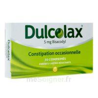 Dulcolax 5 Mg Comprimés Enrobés Gastro-résistants Plq/30 à LIEUSAINT