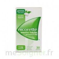 Nicorette 4 Mg Gom à Mâcher Médic Sans Sucre Menthe Fraîche Plq/30gom à LIEUSAINT
