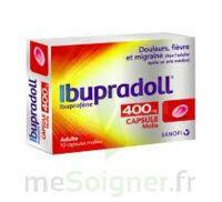 Ibupradoll 400 Mg Caps Molle Plq/10 à LIEUSAINT