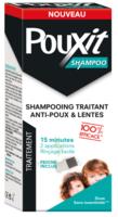 Pouxit Shampoo Shampooing Traitant Antipoux Fl/200ml+peigne à LIEUSAINT