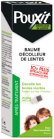 Pouxit Décolleur Lentes Baume 100g+peigne à LIEUSAINT