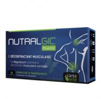 Nutralgic Muscle Comprimés Décontractant Musculaire B/14 à LIEUSAINT
