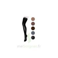 Bas Autofixant Femme Microtrans -  Classe 2 Veinax Long T3 Cuisse Normale Noir à LIEUSAINT