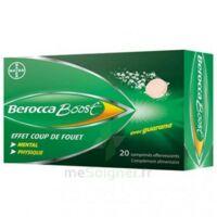 Beroccaboost Comprimés Effervescents B/20 Promo 2€ à LIEUSAINT