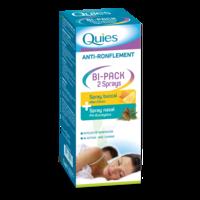 Quies Bi-pack 2 Sprays Buccal Et Nasale Anti-ronflement à LIEUSAINT