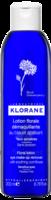Klorane Soins Des Yeux Au Bleuet Lotion Florale Démaquillante 200ml à LIEUSAINT
