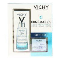 Vichy Minéral 89 + Aqualia Coffret à LIEUSAINT