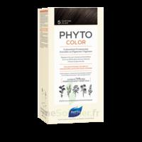 Phytocolor Kit Coloration Permanente 5 Châtain Clair à LIEUSAINT