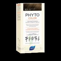 Phytocolor Kit Coloration Permanente 5.3 Châtain Clair Doré à LIEUSAINT