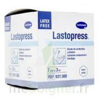 Lastopress® Bande De Compression Cohésive 7 Cm X 3 Mètres - Coloris Blanc à LIEUSAINT
