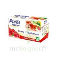 Picot Maman Tisane D'allaitement Fruits Rouges 20 Sachets à LIEUSAINT