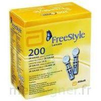 Freestyle Papillon Lancettes B/200 à LIEUSAINT