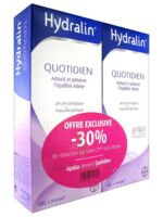 Hydralin Quotidien Gel Lavant Usage Intime 2*200ml à LIEUSAINT
