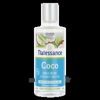 Natessance Huile Coco Bio 100% Pure 100ml à LIEUSAINT