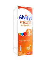 Alvityl Vitalité Solution Buvable Multivitaminée 150ml à LIEUSAINT