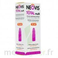 Neovis Total Multi S Ophtalmique Lubrifiante Pour Instillation Oculaire Fl/15ml à LIEUSAINT
