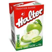 Halter Sans Sucre Bonbon Pomme B/40g à LIEUSAINT
