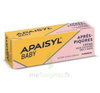 Apaisyl Baby Crème Irritations Picotements 30ml à LIEUSAINT