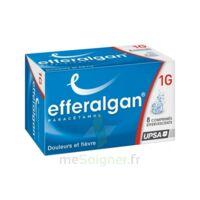Efferalganmed 1 G Cpr Eff T/8 à LIEUSAINT