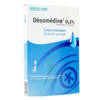 Desomedine 0,1 % Collyre Sol 10fl/0,6ml à LIEUSAINT