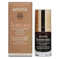 Apivita - Queen Bee Soin Contour Des Yeux Holistique Anti-âge 15ml à LIEUSAINT