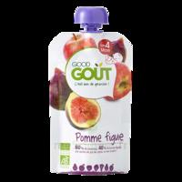 Good Goût Alimentation Infantile Pomme Figue Gourde/120g à LIEUSAINT