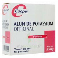 Cooper Alun Potassium Poudre B/250g à LIEUSAINT