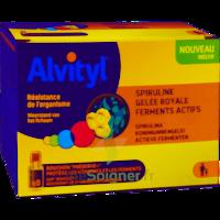 Alvityl Resist Solution Buvable 8 Fioles à LIEUSAINT