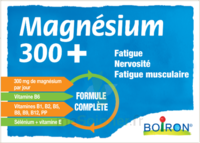 Boiron Magnésium 300+ Comprimés B/80 à LIEUSAINT