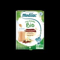 Modilac Céréales Farine Cacao Vanille Dès 12 Mois B/250g à LIEUSAINT
