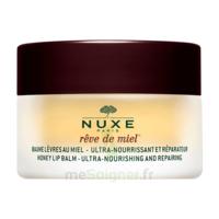 Nuxe Baume Lèvres Ultra-nourrissant Rêve De Miel®15g à LIEUSAINT