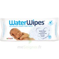 Waterwipes Lingette Nettoyante Bébé B/60 à LIEUSAINT