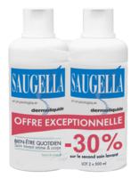 Saugella Emulsion Dermoliquide Lavante 2fl/500ml à LIEUSAINT