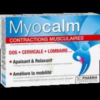 Myocalm Comprimés Contractions Musculaires B/30 à LIEUSAINT