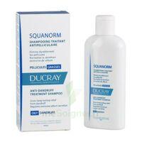 Ducray Squanorm Shampooing Pellicule Grasse 200ml à LIEUSAINT