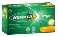 Berocca Energie Comprimés Effervescents Orange B/30 à LIEUSAINT