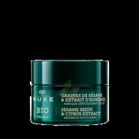 Nuxe Bio Masque Détoxifiant Eclat 50ml à LIEUSAINT