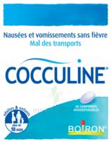 Boiron Cocculine Comprimés Orodispersibles B/40 à LIEUSAINT